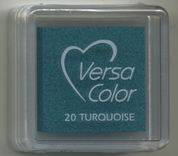 Versa Color Ink Cube - Turquoise