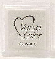 Versa Color Ink Cube - White