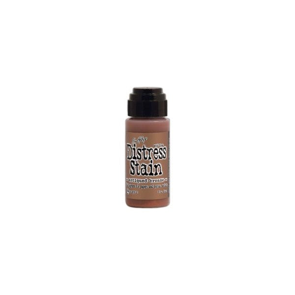 Tim Holtz Distress Stain - Antiqued Bronze