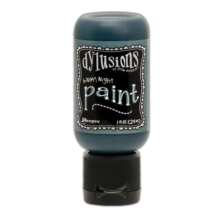 Dylusions 1oz Paint - Balmy Night
