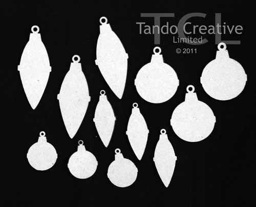 Tando Creative - Grab Bag Bauble Small