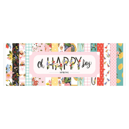 Carta Bella Oh Happy Day - Bazzill Matchmaker Pack