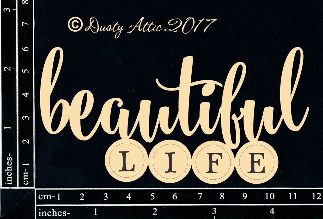 Dusty Attic - Beautiful Life