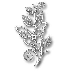 Poppystamps Die - Bellina Butterfly Stem