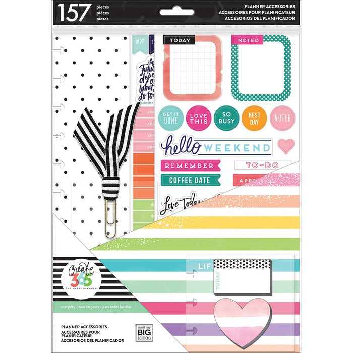 Me & My Big Ideas Happy Planner - Big Accessories Life Is Lovely