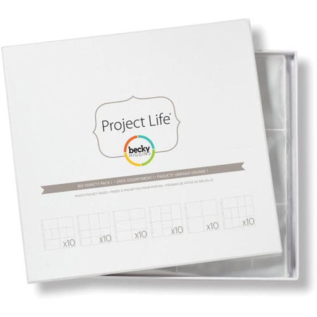 Project Life Big Variety Pack 1