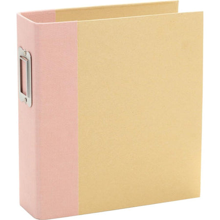 Simple Stories Sn@p 6x8 Binder Album - Blush