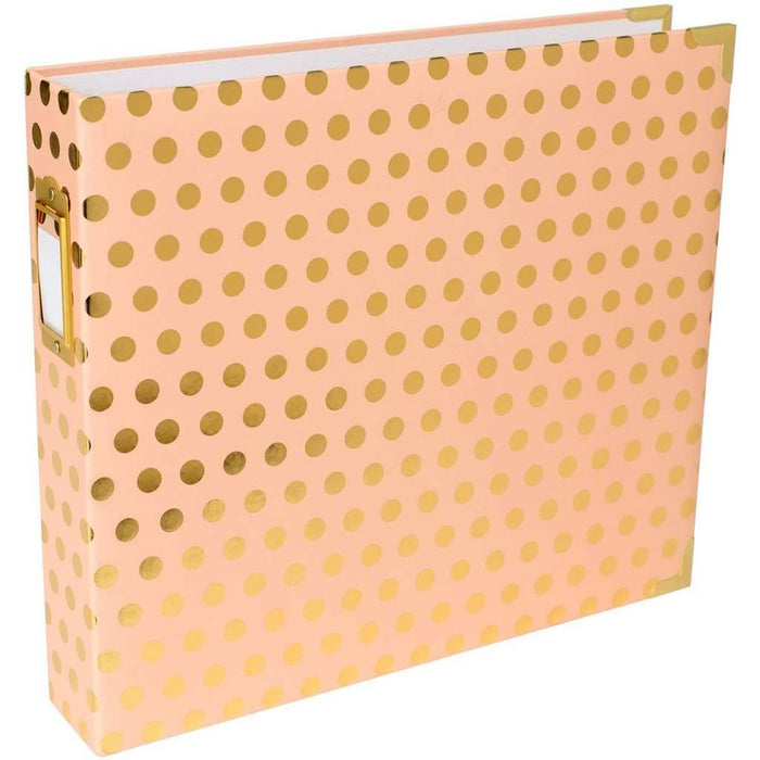 Project Life Album - Blush Dots D-Ring