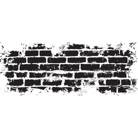 Kaisercraft Clear Stamp - Brick Wall