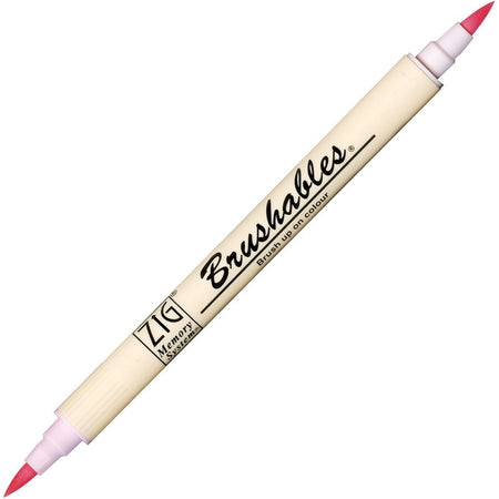 Zig Brushables Pen - Baby Pink