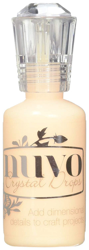 Tonic Studios Nuvo Crystal Drops - Buttermilk