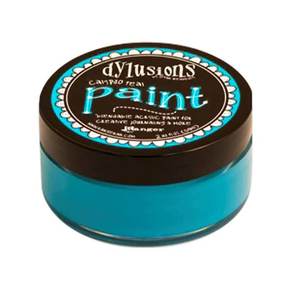 Dylusions Paint - Calypso Teal