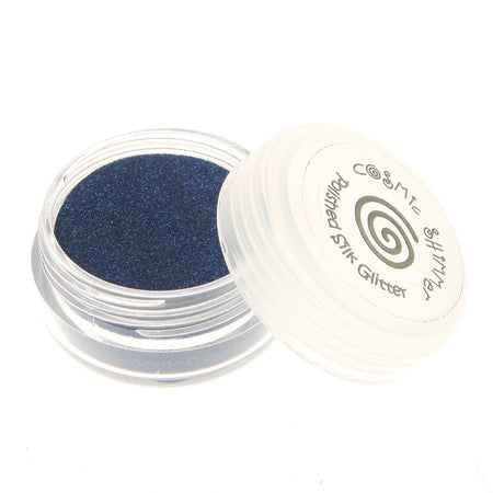Creative Expressions Polished Silk Glitter - Canadian Blue
