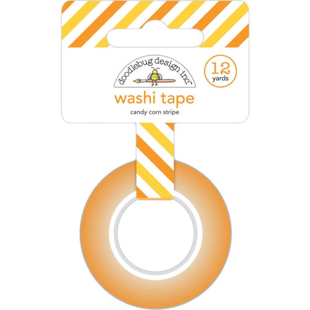 Doodlebug Design Candy Carnival - Candy Corn Stripe Washi Tape