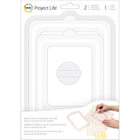 Project Life Card Trimmer Kit