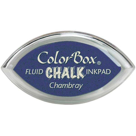 Cats Eye Fluid Chalk Chambray