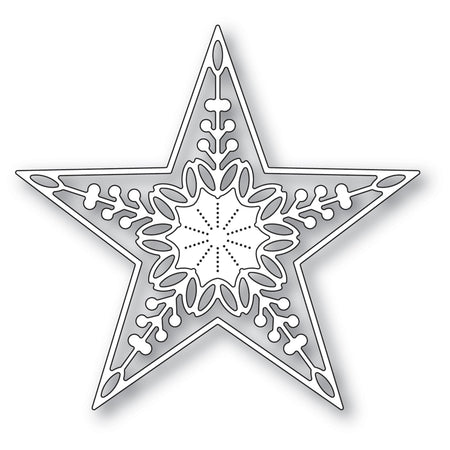 Memory Box Die - Chandele Star