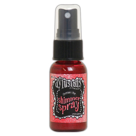 Ranger Dylusions Shimmer Spray - Cherry Pie