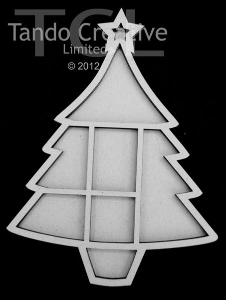 Tando Creative - Mini Christmas Tree Printer Tray