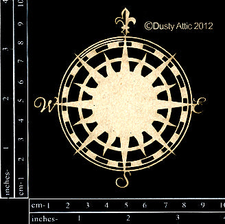 Dusty Attic - Compass Rose
