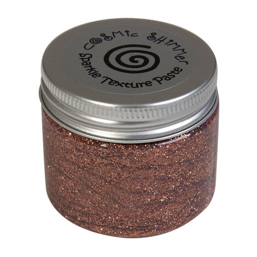Cosmic Shimmer Sparkle Texture Paste - Copper