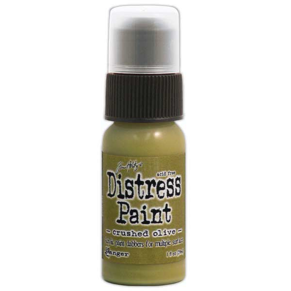 Ranger Distress Paint - Crushed Olive