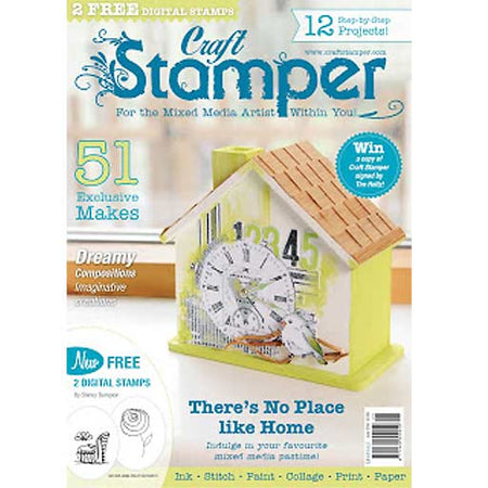 Craft Stamper - June 2016