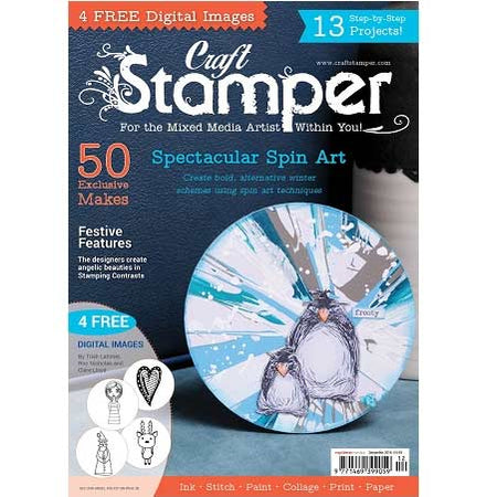 Craft Stamper - December 2016