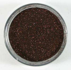Creative Expressions Polished Silk Glitter - Dark Bronze