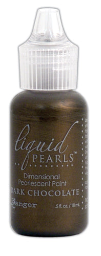 Liquid Pearls - Dark Chocolate