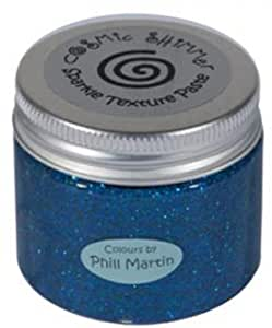 Cosmic Shimmer Sparkle Texture Paste - Decadent Denim