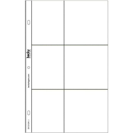 Project Life Photo Pocket Pages - Design J