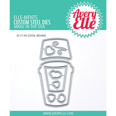 Avery Elle Elle-ments Die - Cool Beans