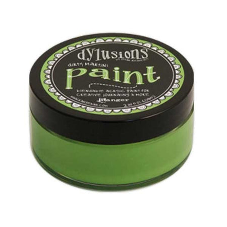 Dylusions Paint - Dirty Martini