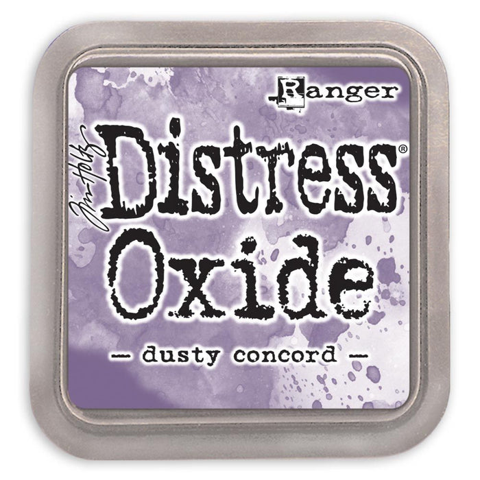 Tim Holtz Distress Oxide Ink Pad - Dusty Concord