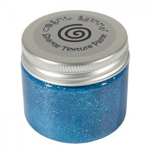 Cosmic Shimmer Sparkle Texture Paste - Egyptian Blue