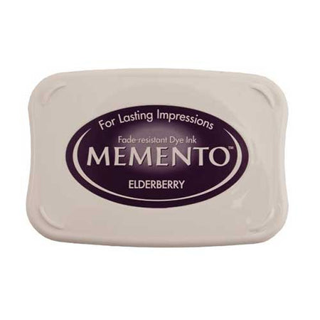 Memento Ink Pad -  Elderberry
