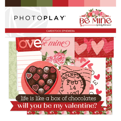 Photoplay Be Mine - Ephemera