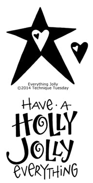 Technique Tuesday - Everything Jolly