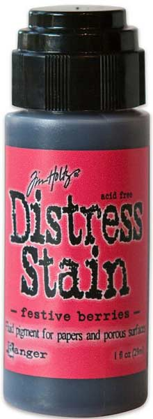 Tim Holtz Distress Stain - Festive Berries