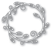 Poppystamps Die - Finial Circle