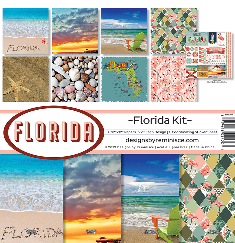 Reminisce Florida - Collection Kit