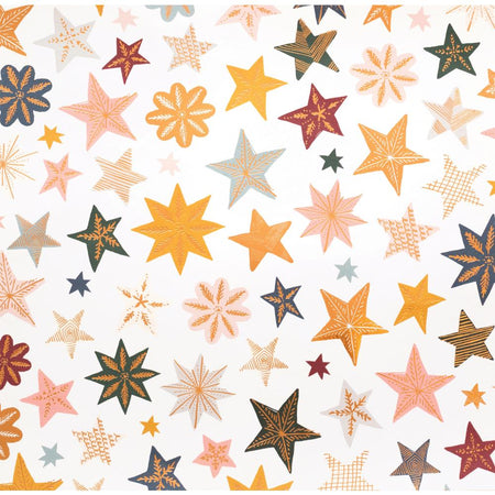 Crate Paper Snowflake - Joyous Double-Sided Foiled Cardstock
