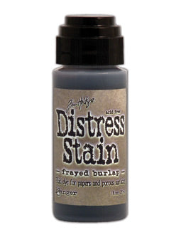 Tim Holtz Distress Stain - Frayed Burlap