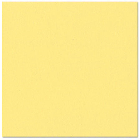 Bazzill 12x12 Frosted Yellow
