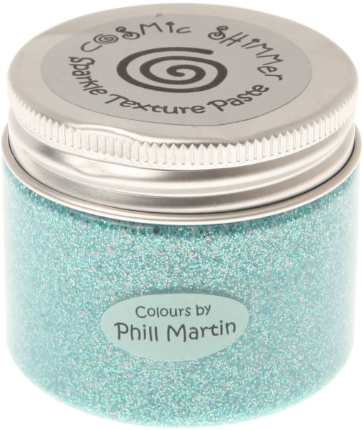 Cosmic Shimmer Sparkle Texture Paste - Frosted Aqua