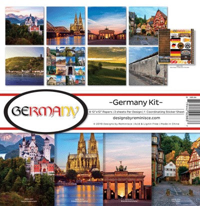 Reminisce Germany - Collection Kit