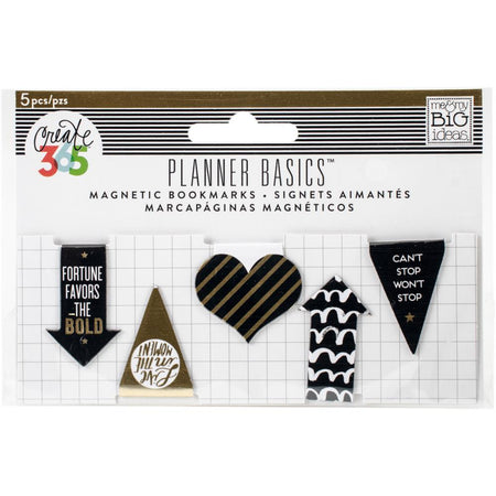 Me & My Big Ideas Happy Planner - Mini Magnetic Clips Gold