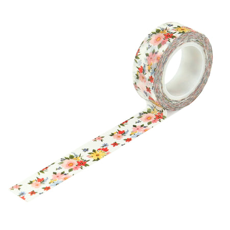 Carta Bella Oh Happy Day - Happy Day Floral Washi Tape