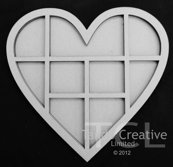 Tando Creative - Mini Heart Printer Tray